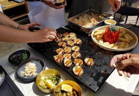 Koii Lækker asiatisk mad Foto: IDM