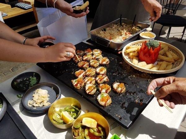 Ny japansk restaurant på Jægersborg alle