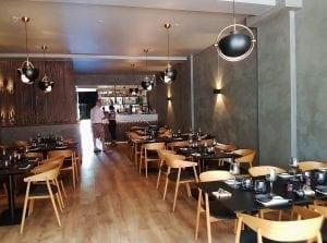 Ny japansk restaurant på Jægersborg alle | Dit Gentofte