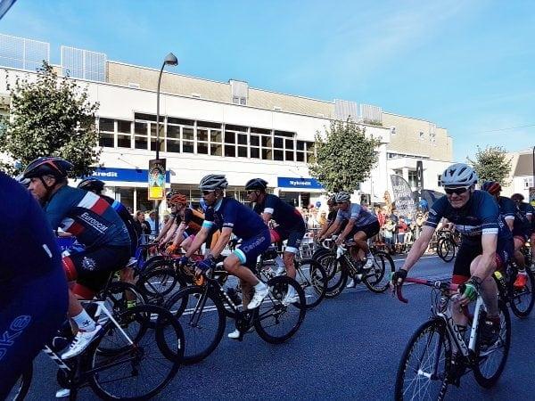 Tour de Charlottenlund 2018