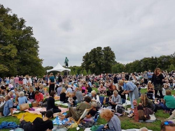 Opera i det fri 2018 på Bernstorff Slot