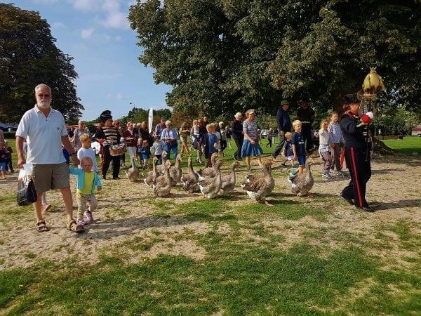 Gadeteaterfestivalen er i gang i Gentofte