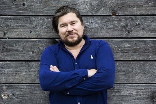 Gentofte Kommunes Kulturpris går til skuespiller Rasmus Bjerg