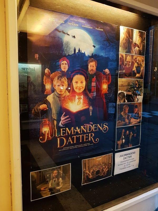 Julemandens Datter i Gentofte Kino