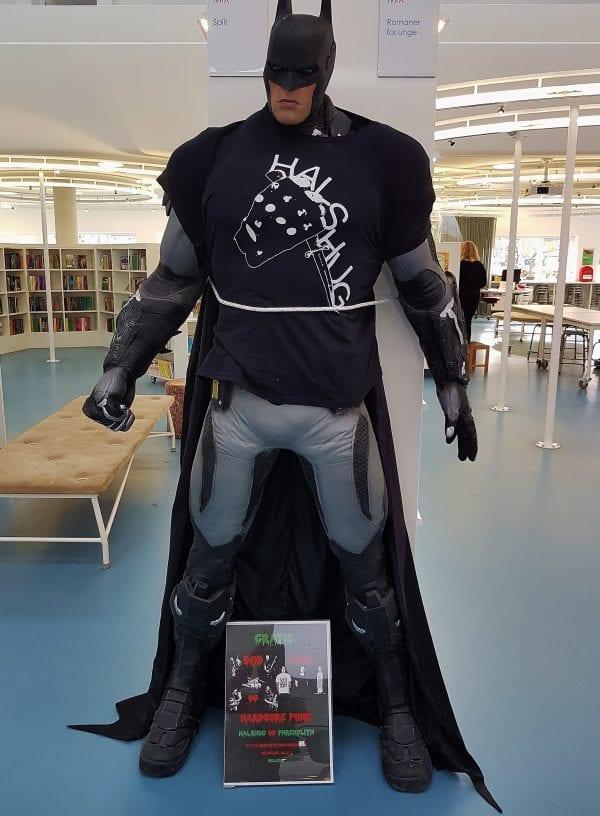 Død, Doom og Hardcore Punk på Gentofte Hovedbibliotek