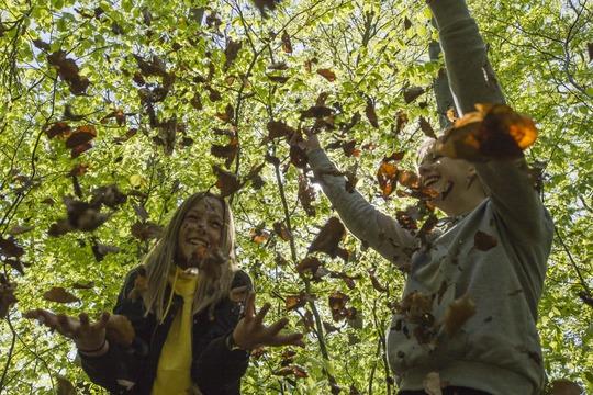 Friluftrådet åbner op for afstemningom børns vigtigste naturoplevelser