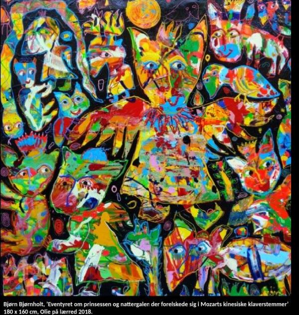Fernisering hos Galerie Knud Grothe