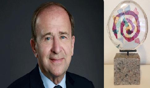 Borgmester Hans Toft får FOF Gentofte Prisen 2018