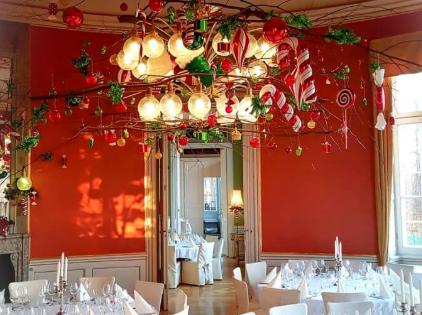 Julefrokost på Bernstorff Slot