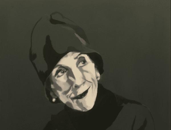 Velkommen til udstilling med malerier af Agnete Brinch