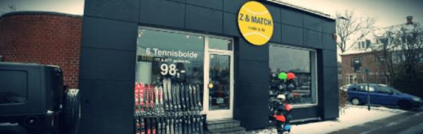 Luksus tilbud på Tennis & Ski