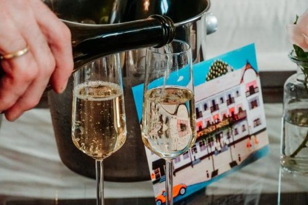 Valentines Week-end på Skovshoved Hotel