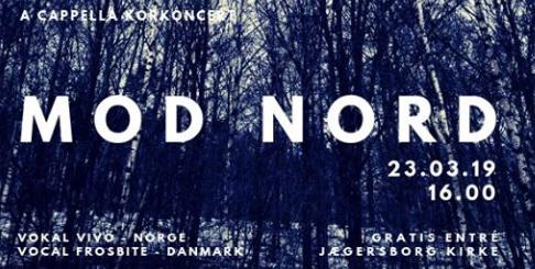 Korkoncert: Mod Nord i Jægersborg Kirke