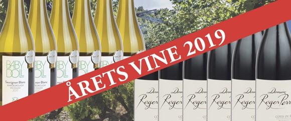 Årets vine 2019!