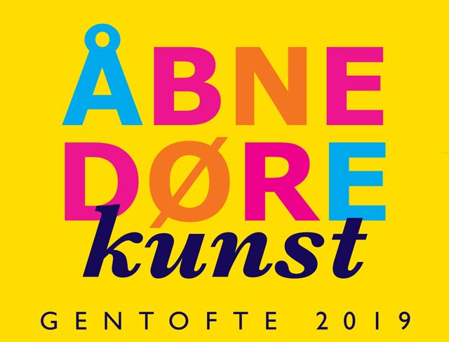 Åbne døre kunst - Gentofte 2019