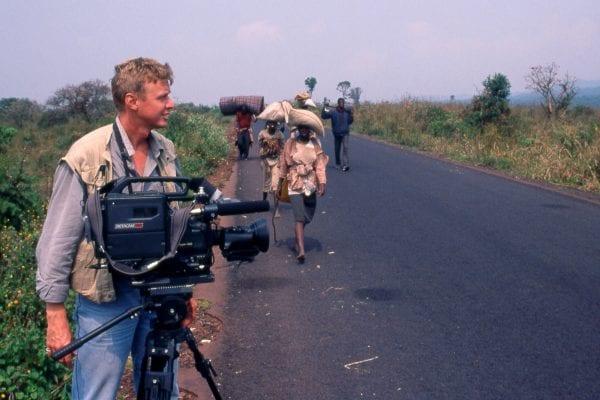 Mød krigsreporteren fra Rwanda