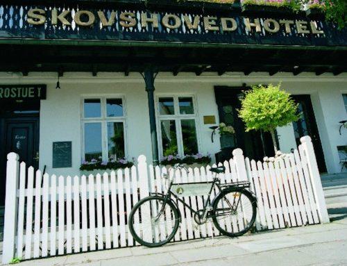Påskehilsen fra Skovshoved Hotel