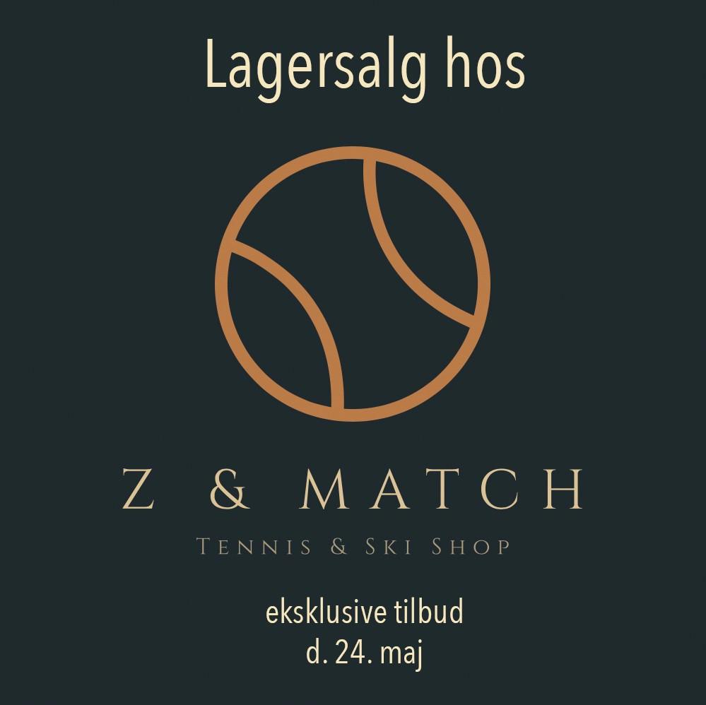 Z & MATCH inviterer til lagersalg