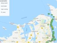 Badevandsudsigten, Gentofte Kommune