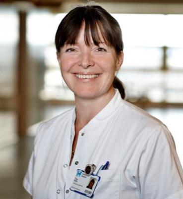 Ny ledende oversygeplejerske i Afdeling for Hjerne- og Nervesygdomme