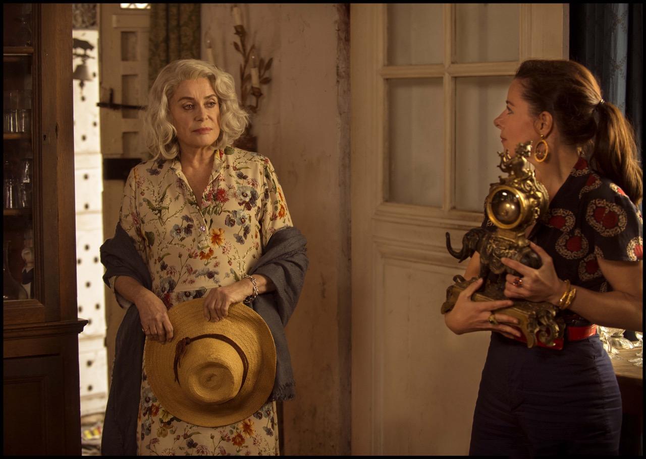 Claire Darling i Gentofte Kino