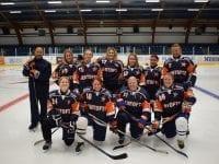 Gentofte Stars Ishockey klub har sat ny Sæson i gang og igen i år har vi et 2. Div damehold