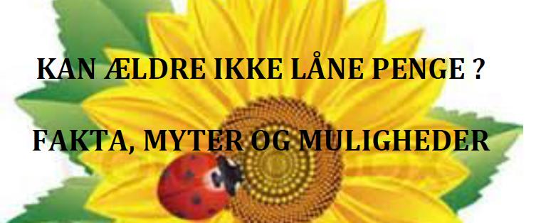 KAN ÆLDRE IKKE LÅNE PENGE