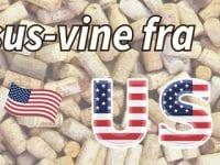 USA Vine, foto: Holte Vinlager