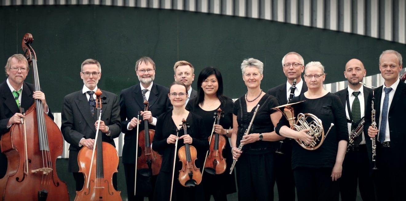 Julekoncert med STORT orkester - Ensemble Felix