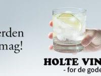 Gin fra Holte Vinlager