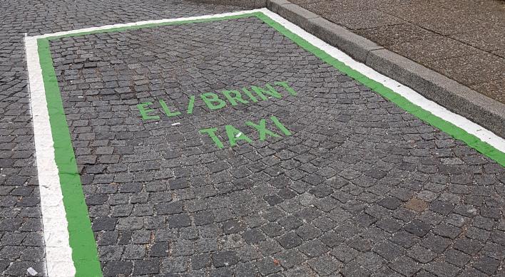 Nu bliver der kortere vej til en grøn taxi på hospitaler i Region Hovedstaden