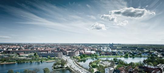 Overskudsvarme fra Novozymes skal holde 6.000 københavnere varme