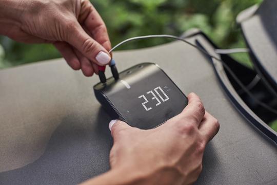 Nyt grilltermometer med app guider til perfekt tilberedning
