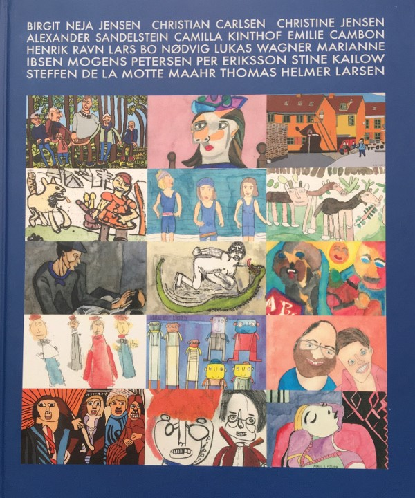Knud Grothe udgiver en stor flot kunstbog