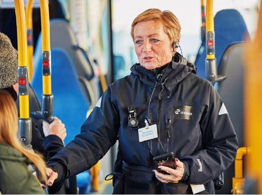 For mange glemmer fortsat gyldig billet til bussen