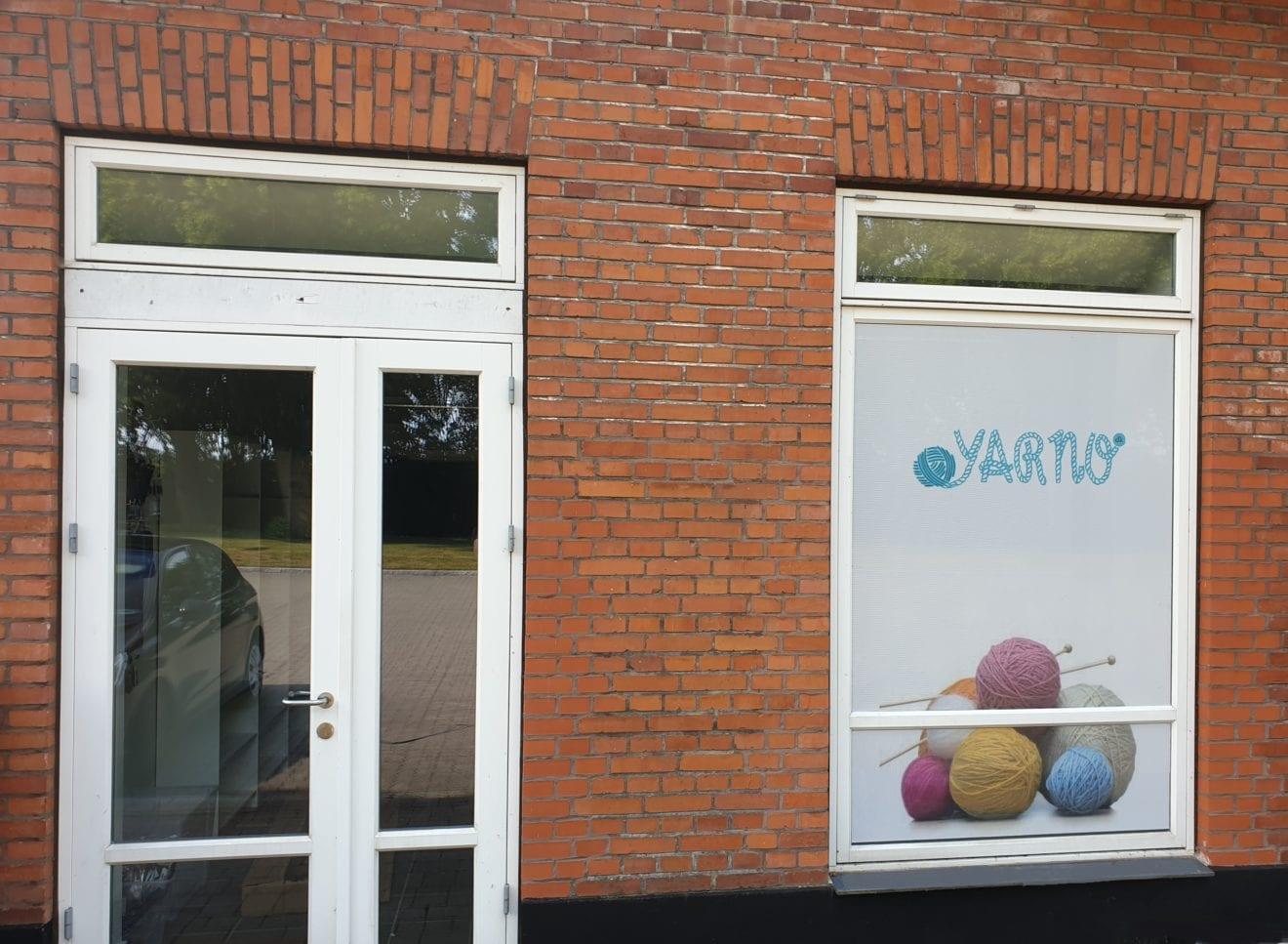 Online garnbutik åbner fysisk butik