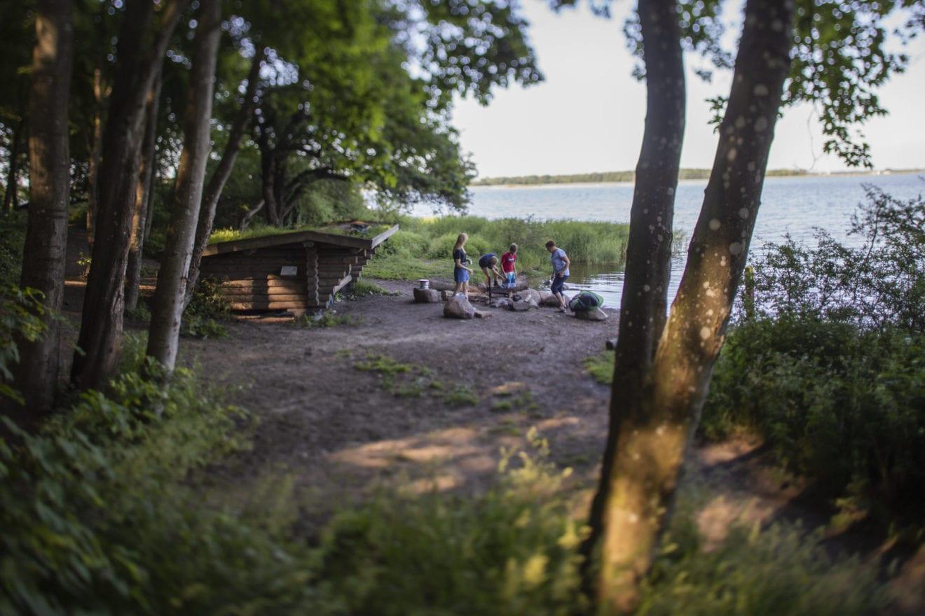 Danskerne har fået øjnene op for friluftslivet