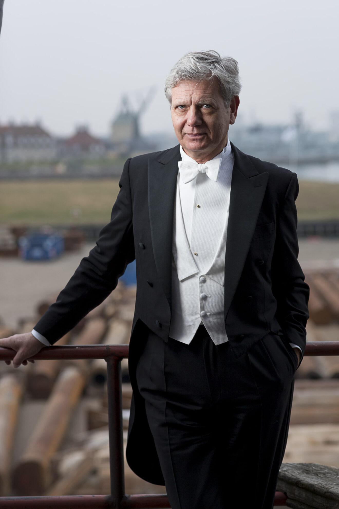 Tidligere kapelmester for Københavns Drengekor Ebbe Munk er årets modtager af Gentofte Kommunes Kulturpris