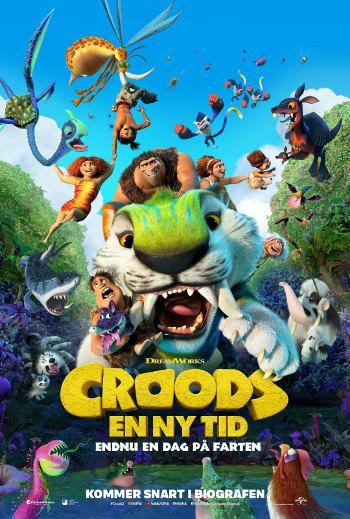 Tag børnene med i Gentofte Kino, og glæd jer til masser af eventyr med hele to fantastiske familiefilm.