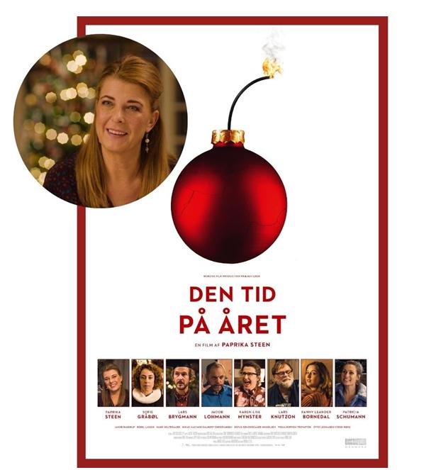 Julefilm med besøg & vinsmagning