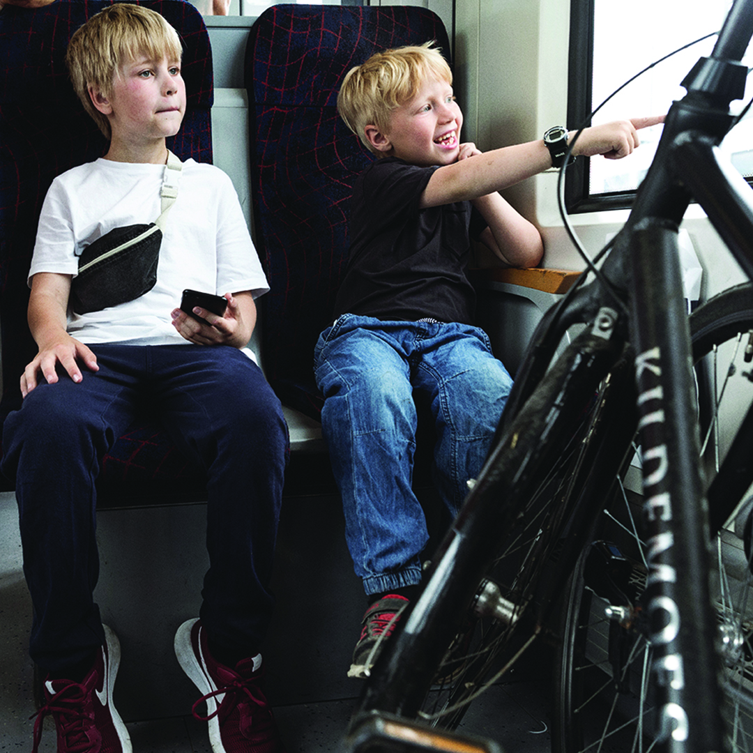 Movia åbner for cykler i alle almindelige busser