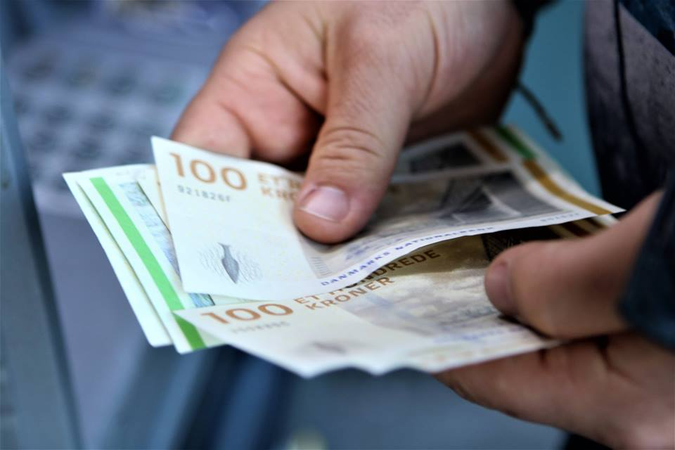 Arbejdsgruppe skal foreslå løsninger omkring adgang til kontanter