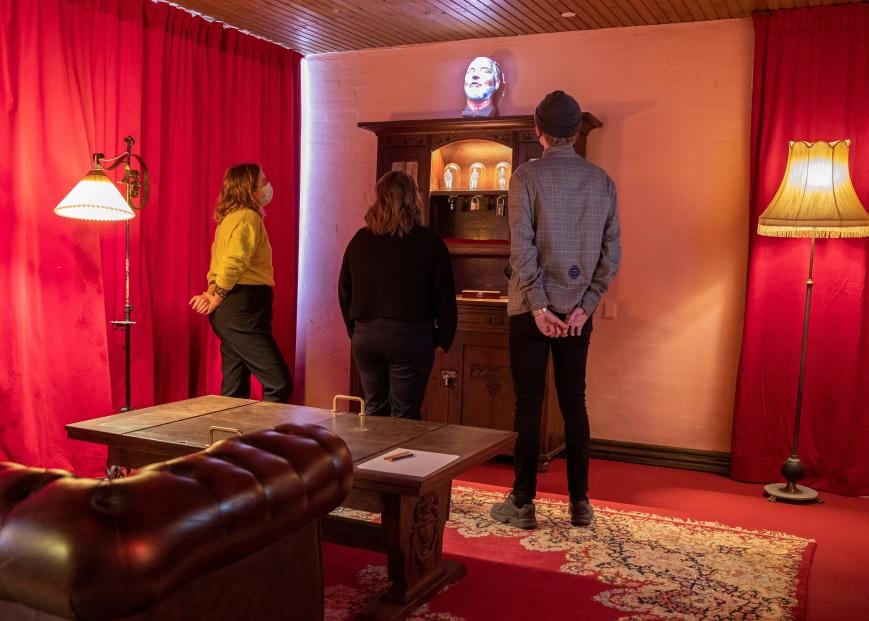 Garderhøjfortet åbner 3 nye Escape rooms