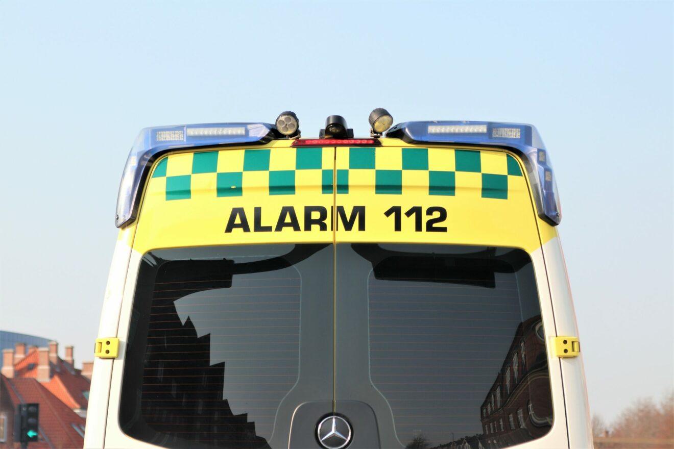 Falck vinder ambulanceudbud i Region Hovedstaden