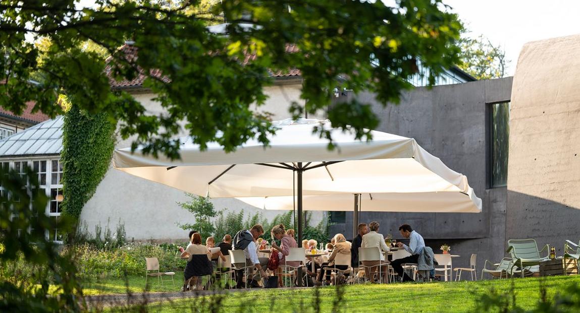 Tema aftener på Ordrupgaard Café ved Chaya