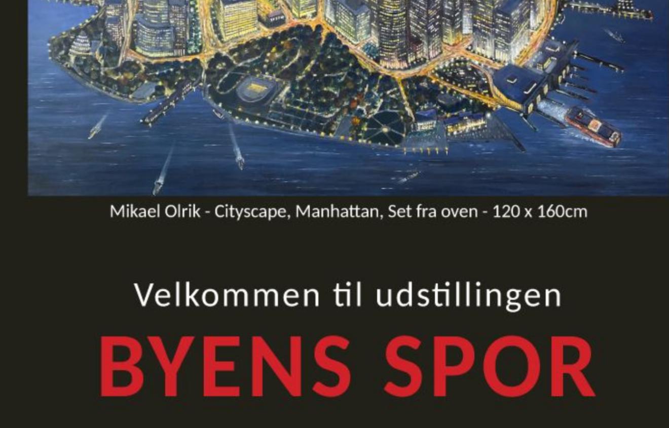 Byens Spor // Fernisering lør. d. 4. sep. 11-15